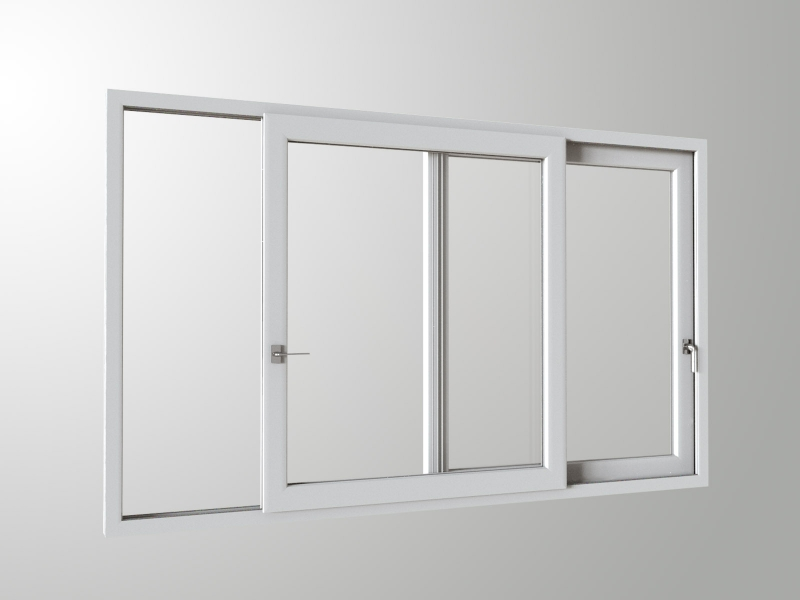Types of Opening: Sliding window