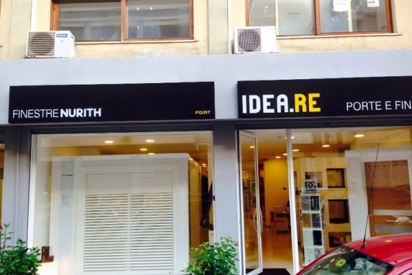 Idea.re, Palermo -