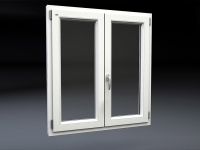 Types of Opening: Casement window