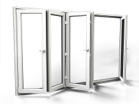 Types of Opening: Sliding and folding window
