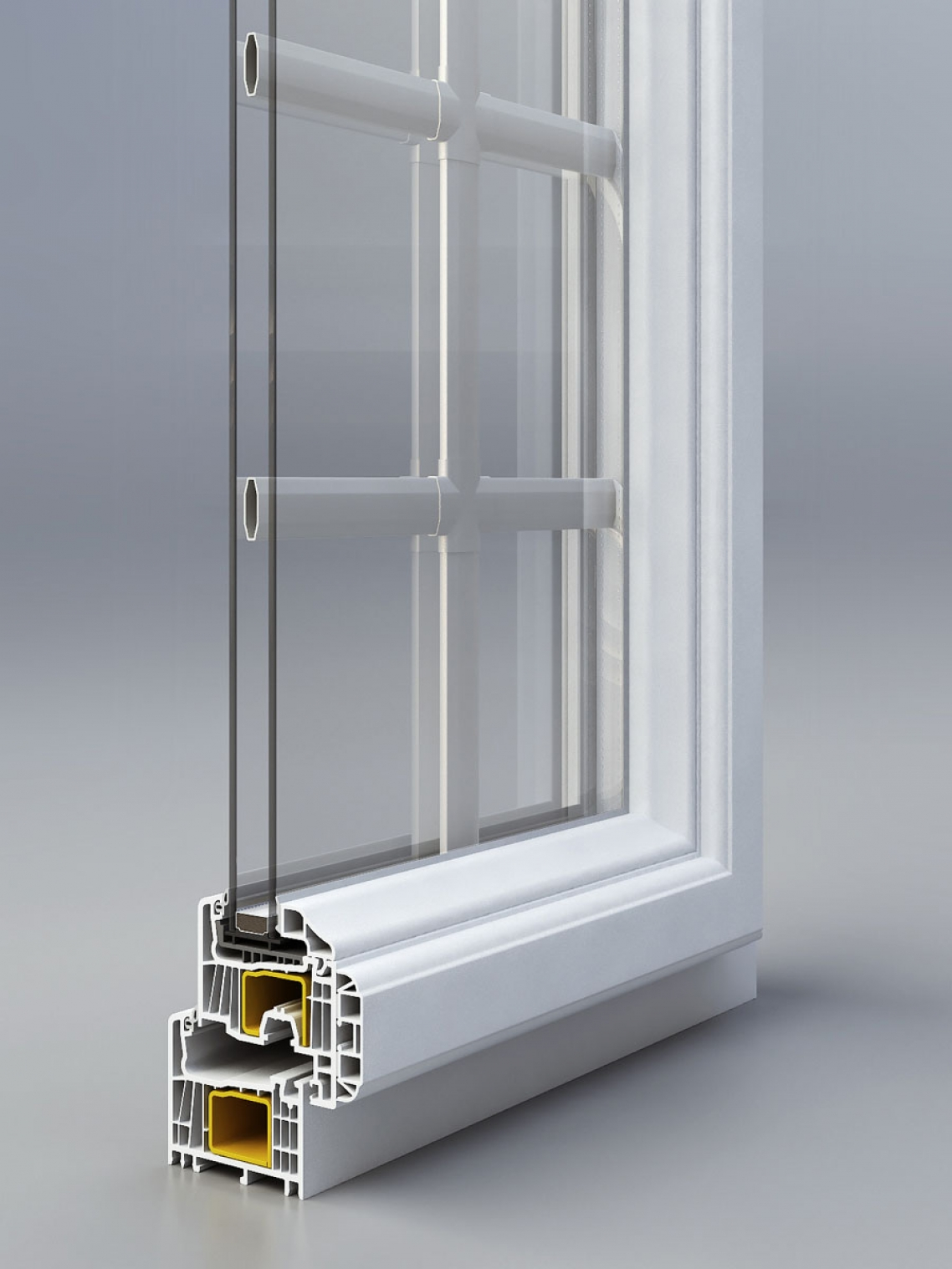 Inglesina Sash windows pvc finestrenurith